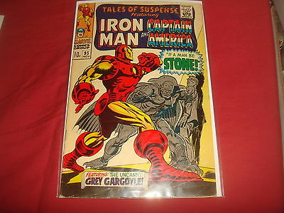 TALES OF SUSPENSE #95  Iron Man  Silver Age Marvel Comics 1967 VG