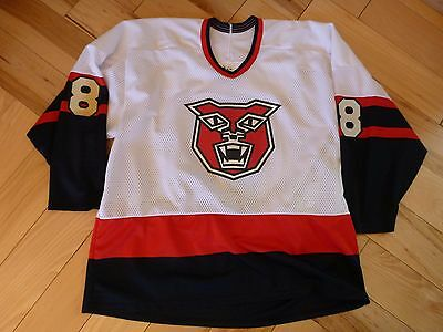 Mike Donnelly Bauer Hockey Jersey Mens Xl Large Chl Retro Prince George Cougars