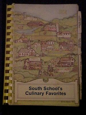 South School's Culinary Favorites Cookbook, Crystal Lake IL