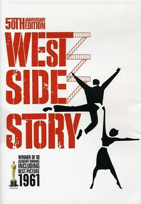West Side Story [New DVD] Restored, Widescreen, Ac-3/Dolby Digital, Dolby, Rep