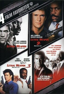 4 Film Favorites: Lethal Weapon [New DVD]