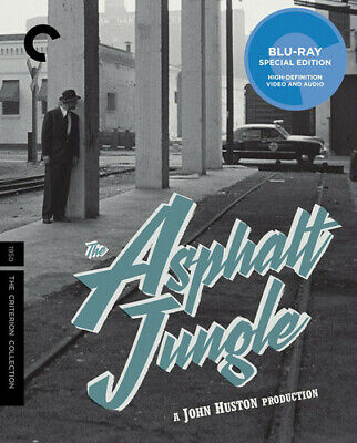 The Asphalt Jungle (Criterion Collection) [New Blu-ray] Restored, Special Edit
