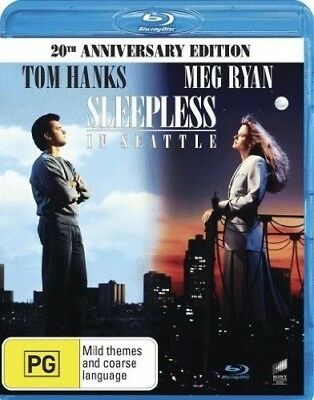 Sleepless In Seattle [New Blu-ray] Australia - Import