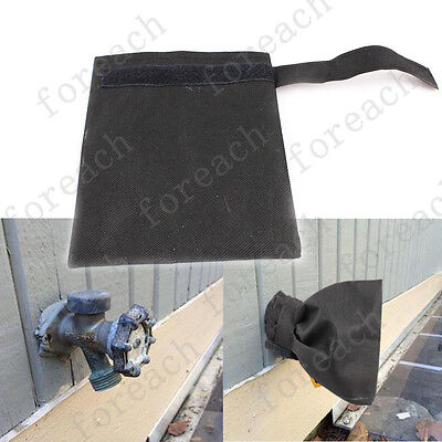 Outside Protective Faucet Cover Padded Sock For Cold Weather&Freeze Protection