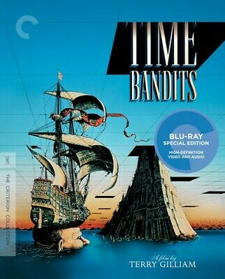 Time Bandits (Criterion Collection) [New Blu-ray] Restored, Special Edition, S