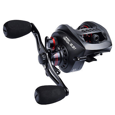 KastKing Speed Demon Baitcasting Fishing Reel 9.3:1 World's Fastest Baitcaster