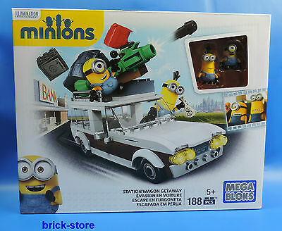 MEGA BLOCKS MINIONS / CNF56 Station Wagon Combi-escape