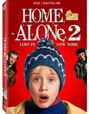 Home Alone 2: Lost in New York [New DVD] Digitally Mastered In Hd, Dolby, Dubb