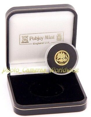 Choice PROOF 2008 Isle of Man 1/10th Ounce Gold Angel ST. MICHAEL & the Dragon