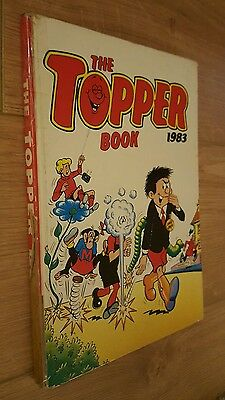 Topper Annual 1983 unclipped