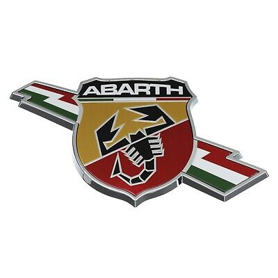2017 Fiat Spider Abarth Emblem Badge Nameplate Right Body Side Oem Fiat Genuine