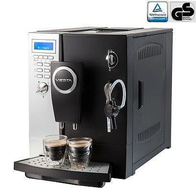 Coffee Maker Machine with Grinder 19 bar Brewer - Bean to Cup - fully automated
