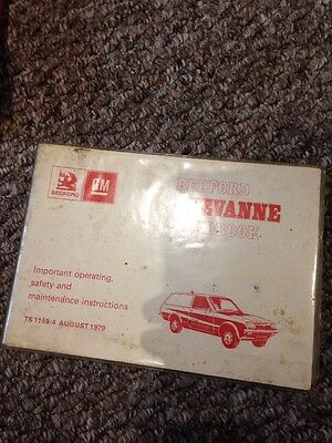 Bedford Chevanne Handbook