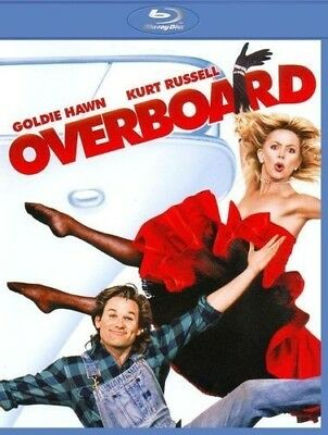 Overboard [New Blu-ray] Full Frame
