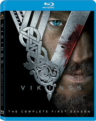 Vikings: The Complete First  Blu-ray Region A BLU-RAY/WS/Lmtd ED.
