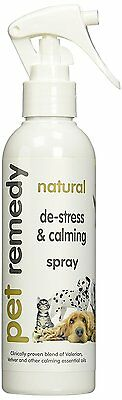 Pet Remedy Natural De-stressing & Calming Spray for Pets - Dogs & Cats - 200ml
