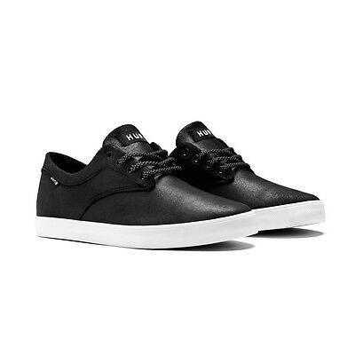 Huf Skateboard Sutter Odb Oiled Black - Uk 8 - Skate Sale Shoes Trainers New