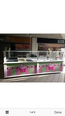 Shopping Centre Stand : Rmu . Retail Display