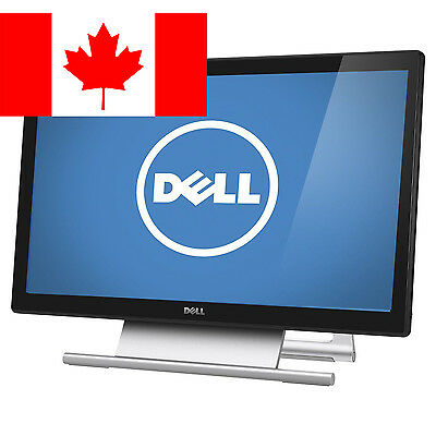 "Brand NEW Dell  S2240T 22"" Widescreen LED Monitor 1920x1080 HDMI DVI VGA 3Yr Wty"