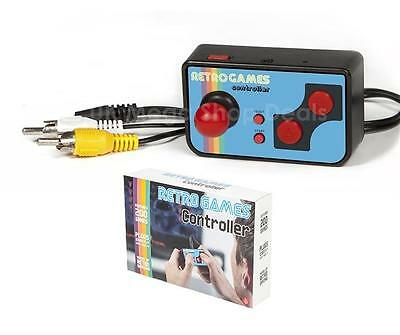 Thumbs Up Retro Games Controller 200 games fun play tv console toy