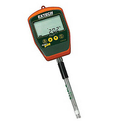Extech PH220-C pH Meter w/ 39-inch Cabled Electrode