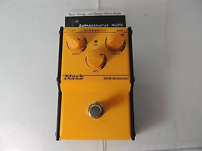 Markbass Mb Octaver Bass Octave Effects Pedal Free Usa Shipping