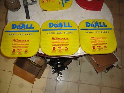 "NOS DoAll Dart percision 1/2"" Band Saw Blade 100FT Type 308-247"