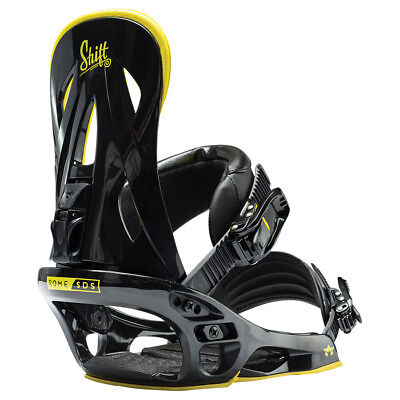 Rome Sds Shift Black Womens Snowboard Bindings Snow 2017 Free Post Australia