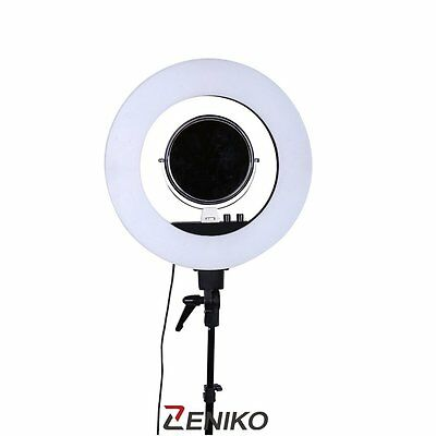"""12"""" 35W Camera Photography Phone Video Photo Ring Continuous Light Kit 5500K"""