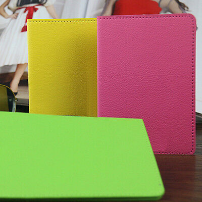 New Passport Holder PU Leather Protector Cover Case For Outdoor Travel