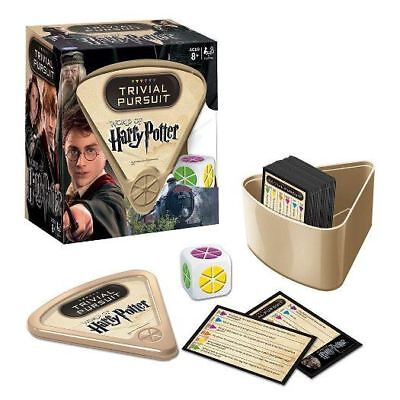 Trivial Pursuit: World of Harry Potter Edition - Questions Die Knowledge New