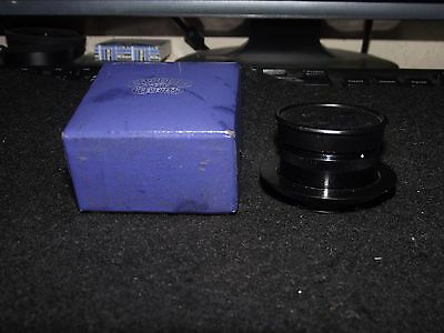 SCHNEIDER-KREUZNACH 50mm f4 DURST COMPONON ENLARGING LENS, MINT CONDITION!!!!!!!