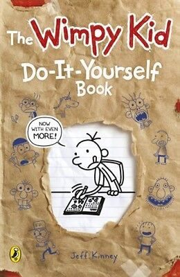 Diary Of A Wimpy Kid: Do-It-Yourself Book              (Paperback)