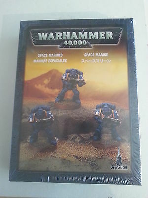 Warhammer 40K Space Marines - New And Sealed