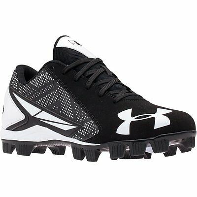 New Under Armour Men's UA Leadoff Low Molded Baseball Cleat 1264177