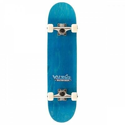 Voltage Graffiti Logo Complete Skateboard SB1500 - Blue