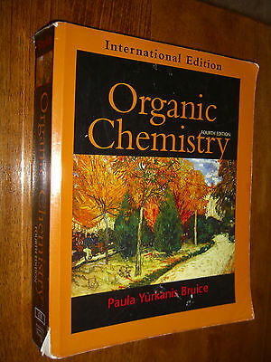 Organic Chemistry By Paula Yurkanis Bruice International Fourth