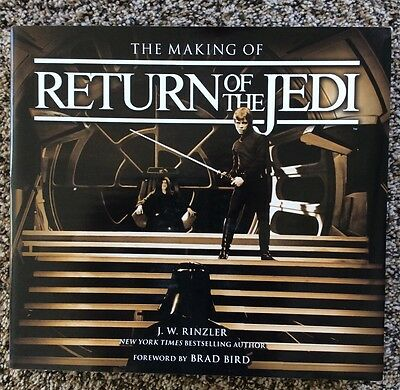 Making of Star Wars: Return of the Jedi--FIRST EDITION & SIGNED