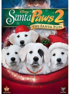 Santa Paws 2: The Santa Pups [New DVD] Subtitled, Widescreen