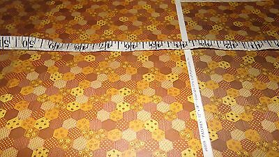 3 VTG 1976 Sheets Dollhouse Wallpaper PATCHWORK PATCHES 12X18 Craft Publications