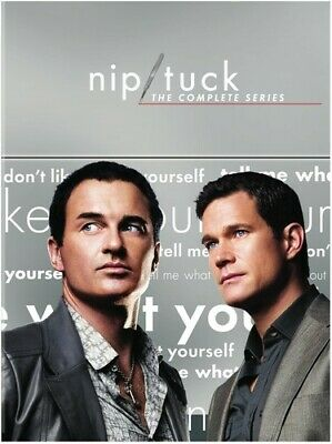 Nip / Tuck: The Complete Series [New DVD] Boxed Set, Dolby, Dubbed, Special Pa