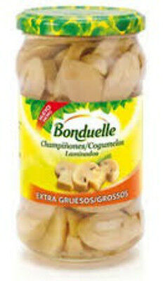 Delicious Canned Sliced Mushrooms - Bonduelle (280g)