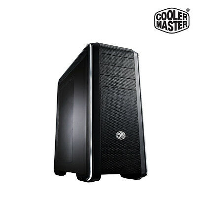 NEW  Coolermaster Cms-693-Kwn1 Black Gaming Case Usb3.0