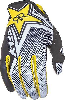 2017 Fly Racing Lite Rockstar Gloves - MX ATV BMX Motocross Off-Road Dirt Bike