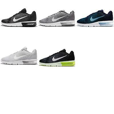 Nike Air Max Sequent 2 II Mens Running Shoes Sneakers Pick 1