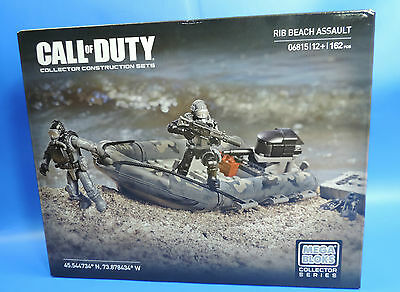 Mega Blocks / Call Of Duty 06815 / Rib Beach Assault