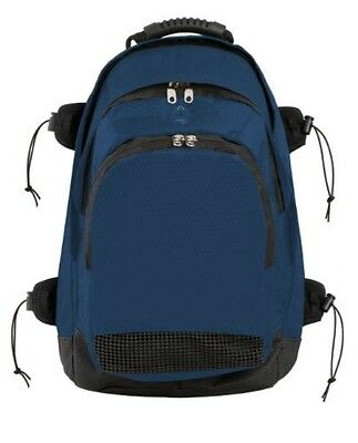 """Champion Sports Deluxe All Purpose Backpack BP802NY Backpack 13"""" x 20"""" x 10 NEW"""