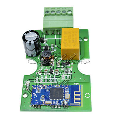 Bluetooth 4.0 BLE 1 Bit Relay Module for Android Apple IOT Smart Home Switch
