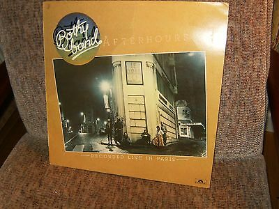 The Bothy Band ~Afterhours (Recorded Live in Paris)1978 Polydor 1stPress NM/Ex+