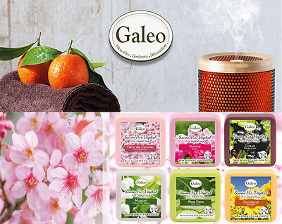 GALEO SOAP PUR VEGETAL Soap bars 100 grams 24 Fragrances Shipping Traced